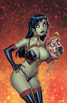 ZOMBIE TRAMP cover