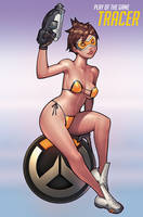 TRACER - Swimsuit by RyanKinnaird