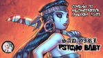 Cover for Dan Medozas SAD GIRL PSYCHO BABY #2