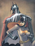 Batman-Batgirl