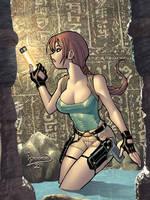 Tomb Raider by RyanKinnaird