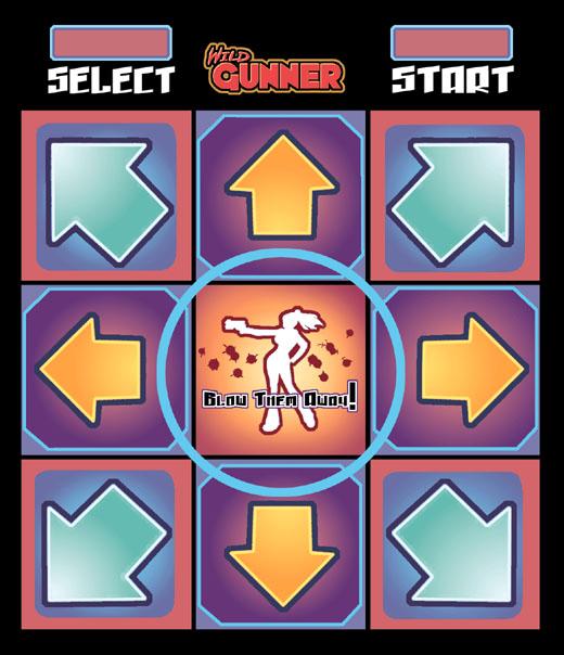 Dancepad Design by RyanKinnaird