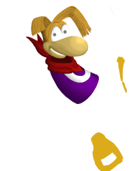 Rayman WIP