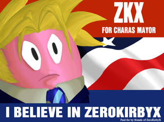 I Believe in ZKX by SciFiChicken