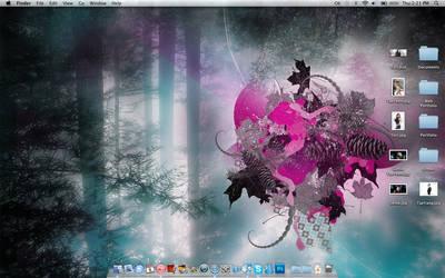 Macbook Pro Desktop
