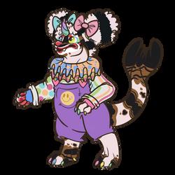 Clown Nikki 2020