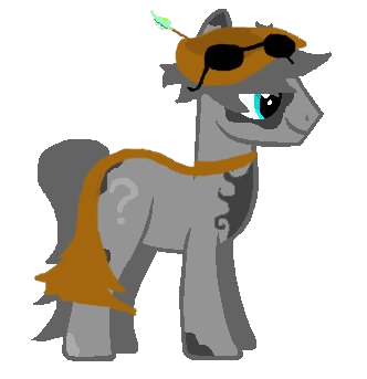 Request Transparent bezugens Pony by lumpingmath