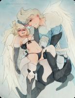 My Beloved Edea by KHMarieXII