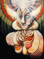 The Arousal of Brahma by elftantra