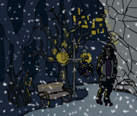 [SL] Winter Walks