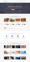Coursaty Awesome PSD Template