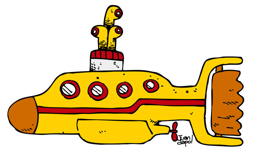 14.09.12. yellow submarine. by juandapo