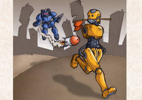 Robots by Spiral-Multimedia