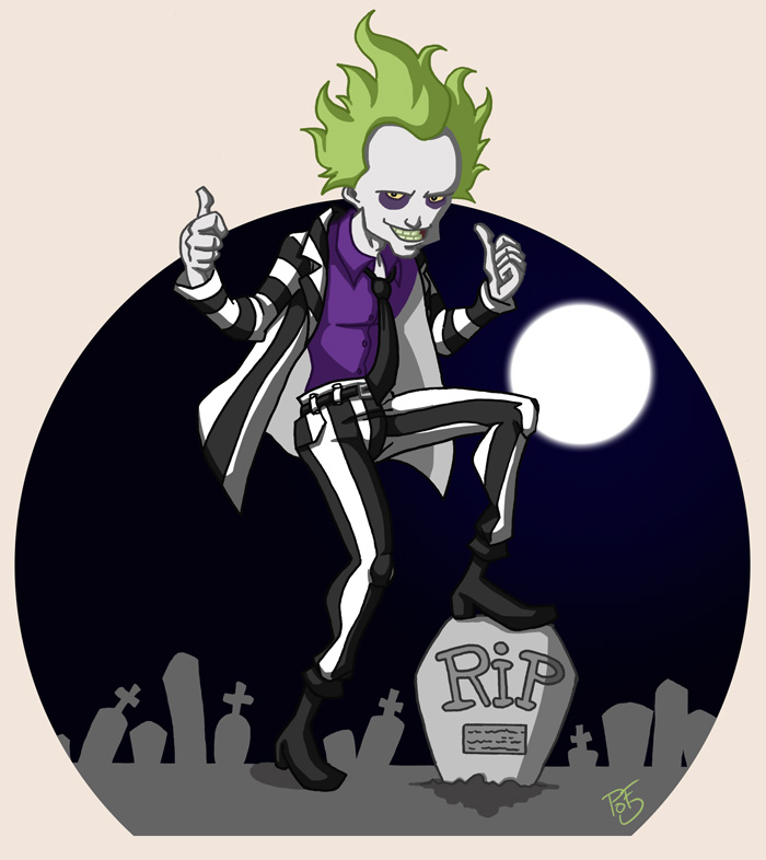 Beetlejuice by Spiral-Multimedia