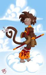Monkey King by Spiral-Multimedia
