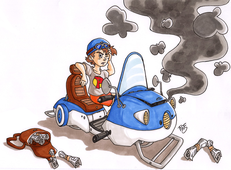 Paperboy by Spiral-Multimedia
