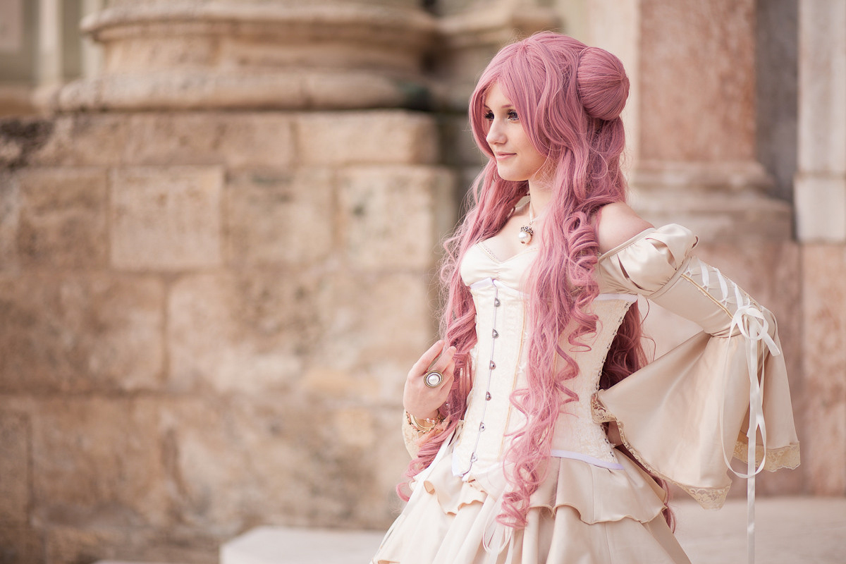 Euphemia li Britannia - dyed in evening colors. by Mizukishou