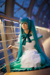 Miku Hatsune - the place of hope.