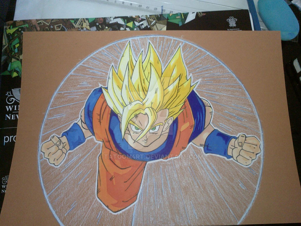 1st manga draw !! by TaTooM4RT