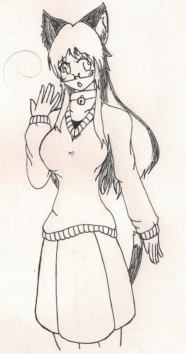 Miyari doodle - 12/24/2013 by GlassMan-RV