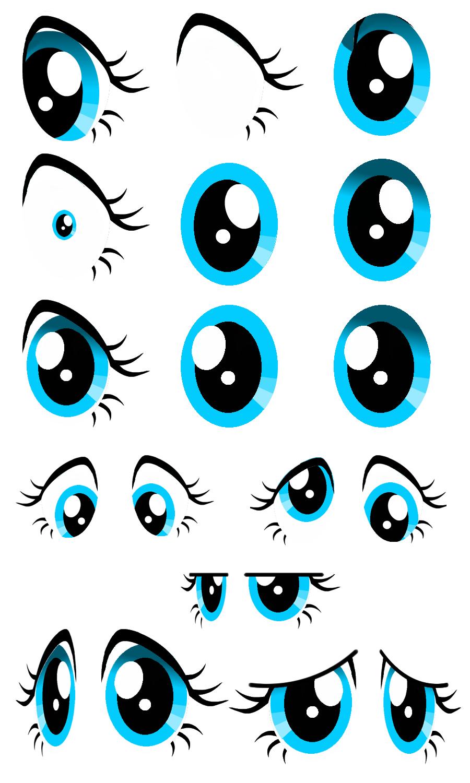 Mlp Tara Eye Test By Knightnew On Deviantart