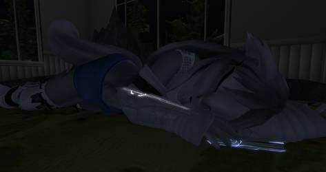 SL : Sleeping~~~ by knightnew