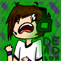 Deadlox Icon by 2-DimensionalNerd