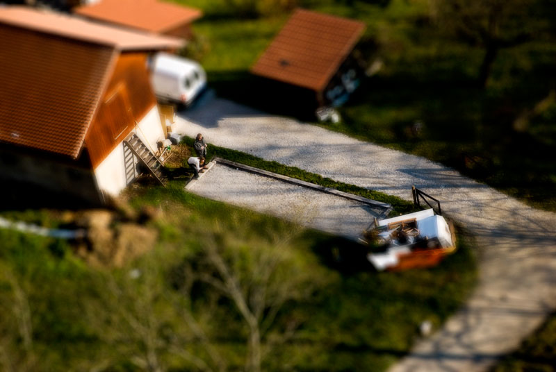 Fribourg Tilt-Shift 01 by mister-softy