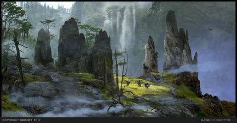 For Honor : High Lands by MaxD-Art