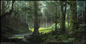 For Honor : Forest Clearing by MaxD-Art