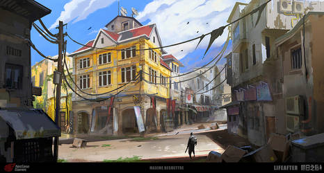 Life After : Chamber Of Commerce by MaxD-Art