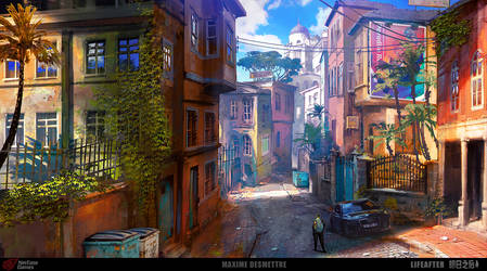LifeAfter : Residential Street