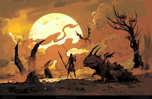 Swamp Journey