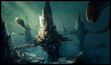 Underworld by MaxD-Art