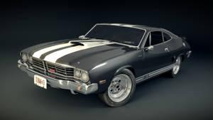 Car model  : Thor (Ford Falcon) (Blender 3D)