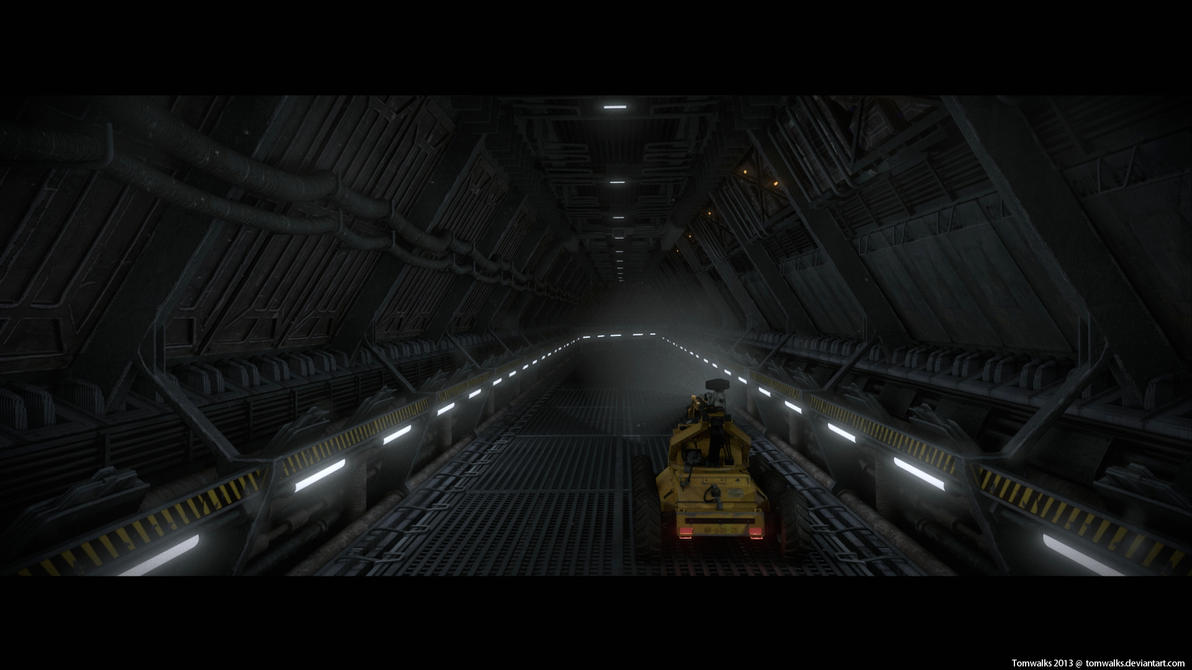 On duty  Blender 3D  by TomWalksBlender 3d Art