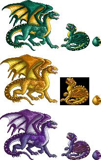 Torveus Dragons