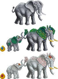 Kordaetis Elephants