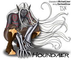 Houndaer 2k pic by DarrkestDrow