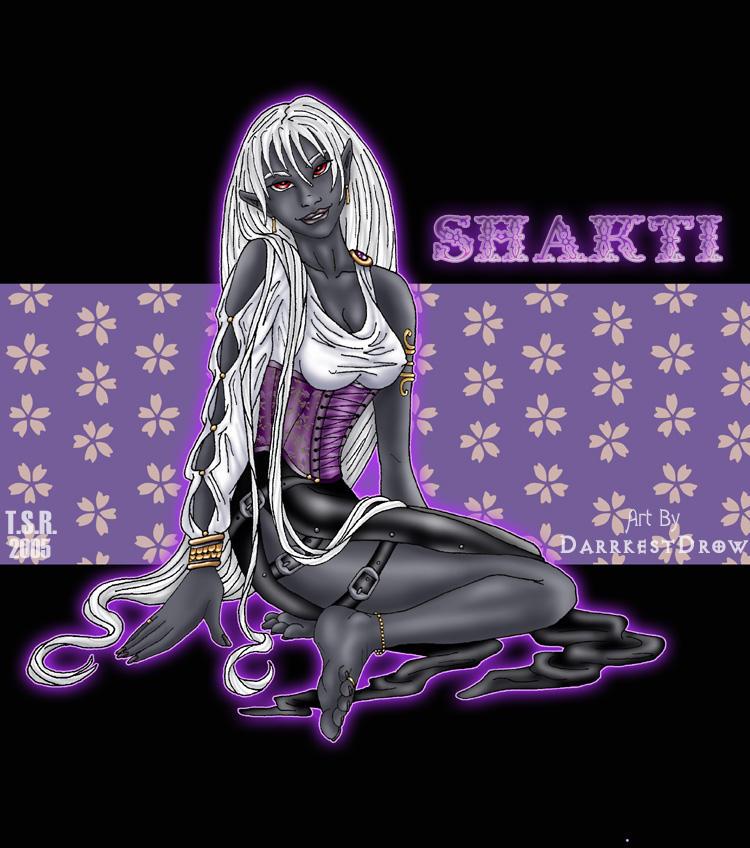 Shakti by DarrkestDrow