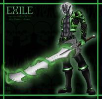Exile by DarrkestDrow