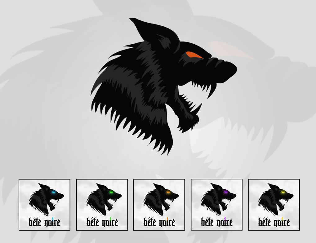 Bete Noire Cs Go Team Logo By Smartgfx On Deviantart