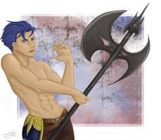 Hector by Ushishi