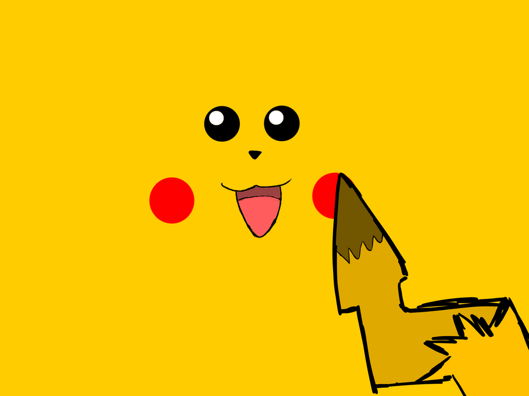 Pikachu! by ClaCloud