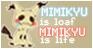 Mimikyu Stamp by xMe0wz