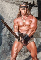 Conan - Arnold Alois Schwarzenegger by MyungsooLim
