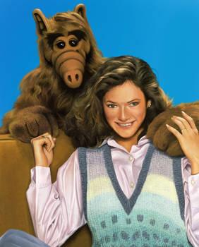Alf and Lynn - Andrea Elson