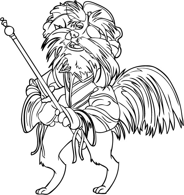 sir yipsalot coloring pages - photo#15