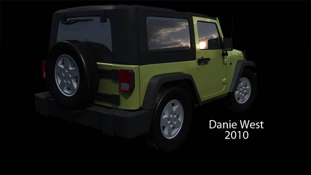 2008 Jeep Wrangler X 2