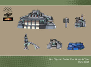 Ood Objects - Doctor Who: Worlds In Time